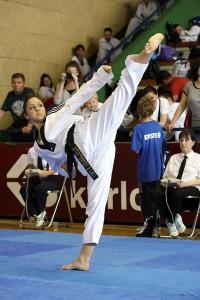 taekwondo dan-gun